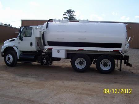 Septic Trucks   Oilfield Vacuum Trucks   Water Trucks for